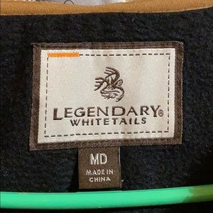 Legendary Whitetails zip up hoodie jacket